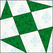 Quilt-Pro Systems - Quilt-Pro -  Block of the Day-Wacky Shoofly...The Block of the Day is available to all quilters, regardless of whether you own our software programs. You can download the Block of the Day as a .pdf file