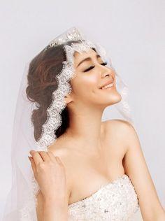 15 Wedding and Bridal Veils