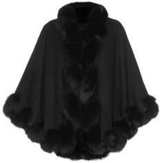 Harrods of London Lisa Petite Cashmere Cape