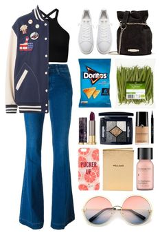 """5.147"" by katrina-yeow ❤ liked on Polyvore featuring STELLA McCARTNEY, Marc Jacobs, Golden Goose, Lanvin, Urban Decay, Christian Dior, Givenchy, Kate Spade, Chico's and Perricone MD"