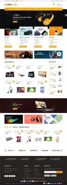 Etro Store is a well-designed eCommerce #WordPress Theme that you can use for building an efficient online #stores website with 5 homepage layouts download now➩ https://themeforest.net/item/etrostore-multipurpose-responsive-woocommerce-wordpress-theme/19250849?ref=Datasata