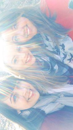 Molly, Samantha and I!