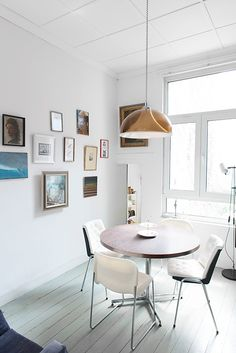 Binnenkijken bij meubelstoffeerder Barbara Franco in Antwerpen / www.woonblog.be