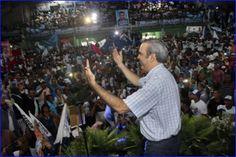 Luis Abinader: desequilibrio de inversion publica Danilo Medina sumerge a Haina en proceloso mar de necesidades y amenazas