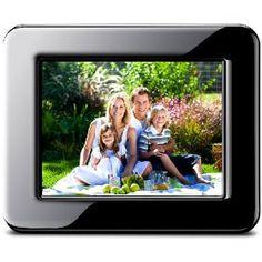 viewsonic vfd810 50 8 inch high resolution 800x600 digital frame review - Wifi Digital Frame