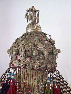 Turkoman Wedding Headdress