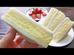 [Subtitles] Making a soft and moist egg sandwich. Simple cooking. - YouTube