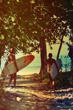 Surfing days