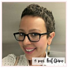 My Cancer Chic _ Post-Chemo Hair Growth Timeline