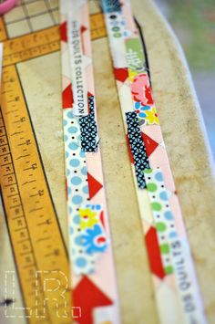 selvedge bag straps