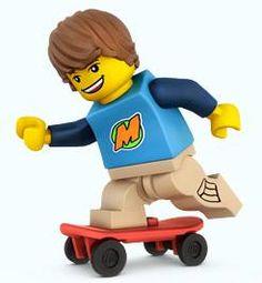 FREE Lego Magazine Subscription!