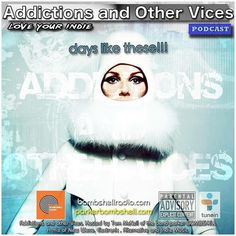 #today Addictions Podcast 341 #radioshow #newshow #newmusic #alternative #dj #indie #indierock #indiepop #synthpop #mixcloud #new #itunes #tuneinradio #cold #addictionspodcast #snow #bombshellradio #music #dayslikethese #enjoy  So the wind is going crazy outside warnings of snow and all kinds of nasty stuff heading our way so I think I'm just gonna stay here for the next little while and just warm up by the radio console. Love your Indie that's the name that we give these programs that…