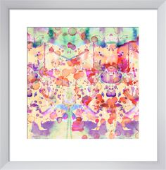 Rorschach Art Print by Amy Sia at King & McGaw