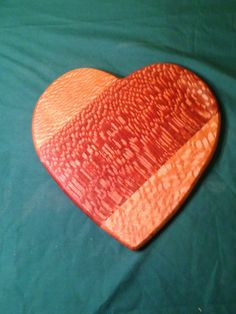 Heart shaped cutting board made from lacewood, x Heart In Nature, All Heart, Make And Sell, How To Make, Wooden Hearts, Heart Jewelry, Heart Shapes, Cutting Board, Boards