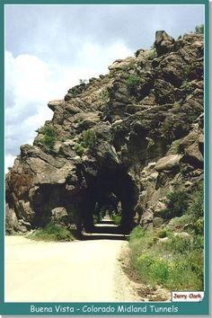 Buena Vista - Colorado Midland Tunnels