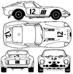 Ferrari 250GTO (1962)