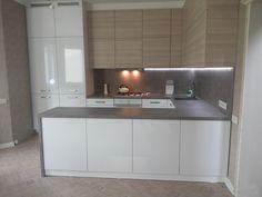 П-образная кухня в современном стиле (11 фото)