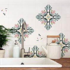fliesen kacheln handgefertigt belgien, 102 besten diy mosaik ideen ♡ wohnklamotte bilder auf pinterest, Design ideen