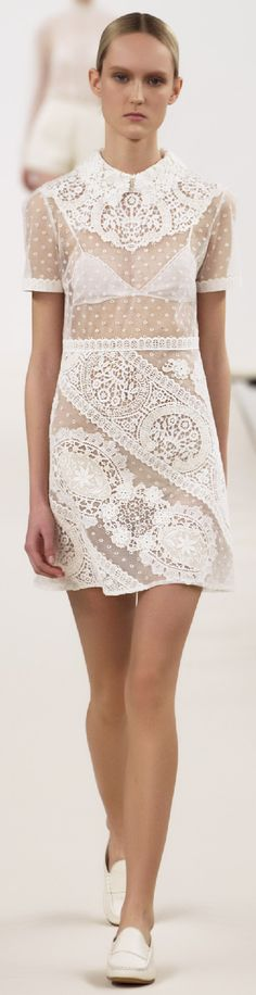 Valentino Collection Spring 2015 Couture ~The Cut