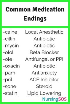 Medication Endings You Need to Know in Nursing School. Click through for Common Medication Endings You Need to Know in Nursing School. Click through forCommon Medication Endings You Need to Know in Nursing School. Nursing School Notes, Nursing Schools, Medical School, Pharmacy School, Lpn Schools, Nursing School Humor, Pharmacy Student, Student Memes, Funny Nursing
