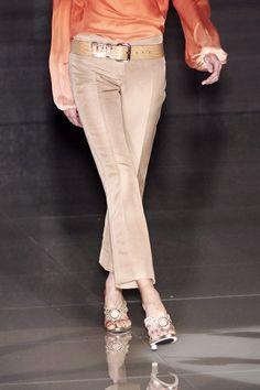 Versace at Milan Fashion Week Spring 2006 - Livingly