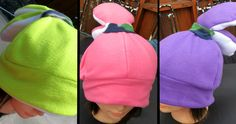 Follow in the fashionable footsteps of Squid Boy with some Splatoon inspired headgear. These handmade fleece hats create a terrific gift idea for any ink-splattering maniac, and are available in a splash of eight different colors. #splatoon #nintendo #hat #merchandise