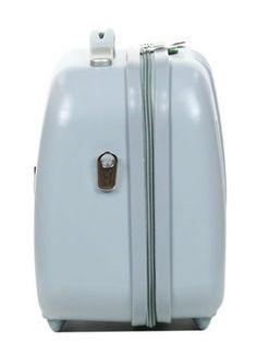 Vanity case rigide Crypton 35 cm Silver