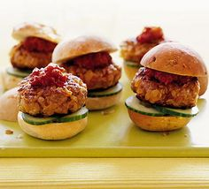 If you find it hard to get your kids to eat high-fibre food, these burgers contain hidden oats