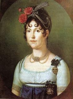 María Luisa de España o María Luisa de Borbón (La Granja de San Ildefonso, España, 6 de julio de 1782 - Roma, Estados Pontificios, 13 de marzo de 1824) fue una Infanta de España con tratamiento de Alteza Real por nacimiento que al contraer matrimonio se convierte en Reina consorte de Etruria y regente desde 1801 hasta 1807 y duquesa soberana de Lucca desde 1814 hasta 1824 en el momento de su muerte. Hija del Carlos IV de España y María Luisa de Borbón-Parma.