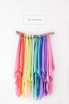 I am a huge fan of open ended toys for kids,and these Waldorf inspired DIY play silks are my absolute favorite. They are so simple, yet they are the first things my kids reach for when they play. They are used as capes, skirts, dresses, scarves, necklaces, wings, crowns, baby carriers, hammocks,…
