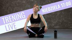 CARDIO FULL BODY to połączenie treningu cardio i wzmacniania. Taki zestaw pozwoli kompleksowo zadbać o całe ciało, wzmocnić je, ujędrnić, a także spalić trochę kalorii. Trening zawiera warianty ćwiczeń zarówno dla początkujących, jak i zaawansowanych. Jest to zapis live'a zorganizowanego w ramach wyzwania #FITWIOSNA. Cardio, Full Body, Bra, Live, Sports, Hs Sports, Bra Tops, Sport, Brassiere