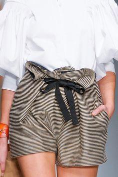 Fashion Fringe Spring 2013 - Details