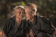 Best of 2014: Top 10 People Photos.  Long LOVE (83 Year) by sarawut Intarob on 500px