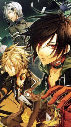 Amnesia #game #anime