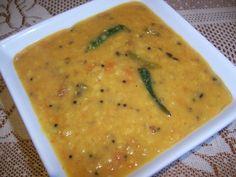 Tomato Pappu – Andhra Dal Recipe