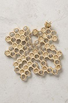 Beehive Trivet #anthropologie