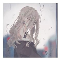 #sola Cool Anime Girl, Pretty Anime Girl, Beautiful Anime Girl, Kawaii Anime Girl, Anime Art Girl, Manga Art, Anime Girls, Anime Angel, 5 Anime