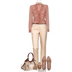 """""""Belted Pants"""" by shakerhaallen on Polyvore"""