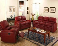 1000 Images About Red Leather Furniture On Pinterest