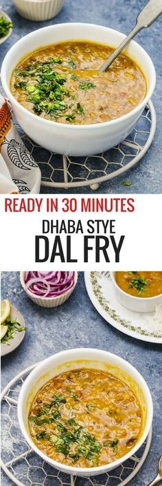 DHABA Style DAL FRY ready in 30 minutes !! Its authentic.. #dal #indianfood #dhaba #dhal