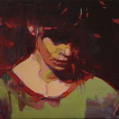 """I looked down no. 4"" by Mark Horst"