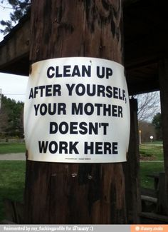 Housekeeping Clean Signs Label Keep This Area Clean Your
