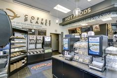 Space Age Fuel Store By King Retail Solutions, Hermiston U2013 Oregon » Retail  Design Blog