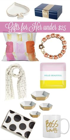 Hurry up and grab these chic & fashionable finds under $25 in the Joss & Main curated gifts for her sale. Essie throw pillow in pink or blue to name a few.