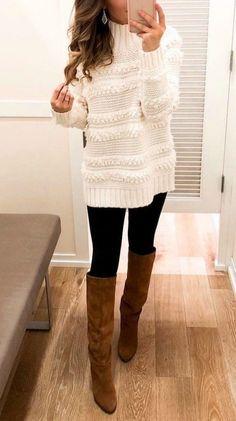 How For Making Your Landscape Search Excellent Super Party Outfit Winter Pants Boots 63 Ideas Winter Outfits For Teen Girls, Cute Winter Outfits, Winter Clothes, Women's Clothes, Christmas Party Outfits Casual, Fall Work Outfits, Autumn Outfits, Party Clothes, Clothes Sale