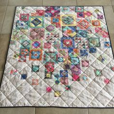 Gypsy Wife Quilt February 2015 finish