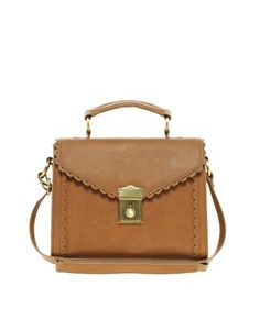 ASOS Scallop Edge Satchel
