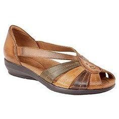 Thom McAn- -Women's Mallory Multi Wide Width Casual Shoe