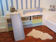 Kids Platform Bed Design, Pictures, Remodel, Decor and Ideas - page 3
