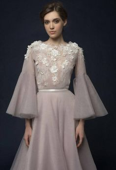 lavender tulle boho wedding dress with french lace top Bohemian brautkleid hand embroidery long sleeves wedding dresses tulle skirt LILLA LILLA/ lavender tulle wedding dress with french lace top / Tulle Skirt Wedding Dress, Long Wedding Dresses, Long Sleeve Wedding, Lace Dresses, Boho Wedding Dress, Trendy Dresses, Boho Dress, Bridesmaid Dresses, Prom Dresses